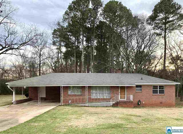 5110 5TH ST N, Bessemer, AL 35020 (MLS #871407) :: JWRE Powered by JPAR Coast & County