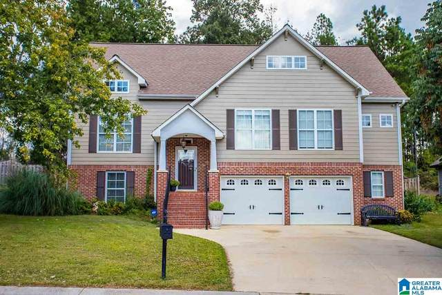 224 Piney Woods Ln, Helena, AL 35080 (MLS #896256) :: Gusty Gulas Group