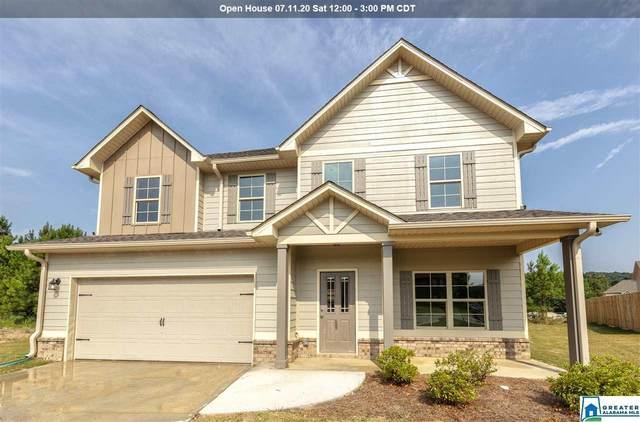 3625 Wind Ridge Ln, Bessemer, AL 35022 (MLS #881214) :: Josh Vernon Group