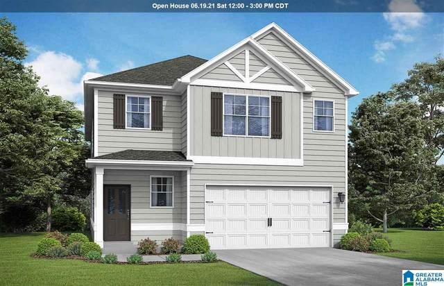 9956 Hunter Place, Warrior, AL 35180 (MLS #1283029) :: EXIT Magic City Realty