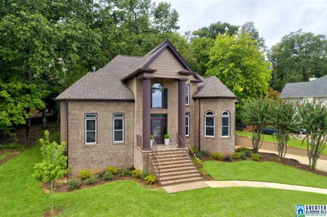 5021 Lake Crest Cir, Hoover, AL 35226 (MLS #823474) :: Bentley Drozdowicz Group