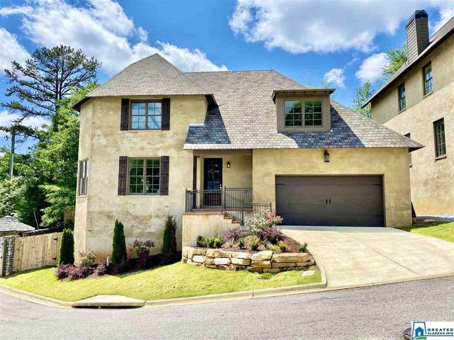 1115 Hollywood Manor Cir, Homewood, AL 35209 (MLS #826958) :: LIST Birmingham