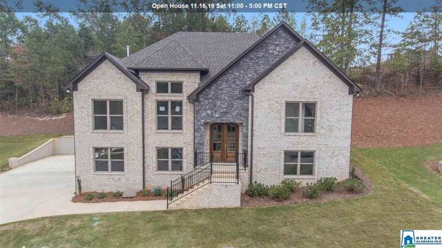 158 Flagstone Dr, Chelsea, AL 35043 (MLS #848326) :: LocAL Realty