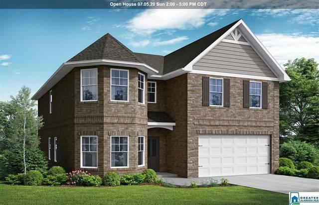 6037 Enclave Pl, Trussville, AL 35173 (MLS #883207) :: Sargent McDonald Team