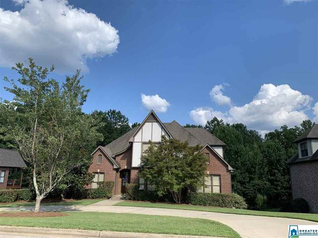 836 Ballantrae Pkwy, Pelham, AL 35124 (MLS #889167) :: Howard Whatley