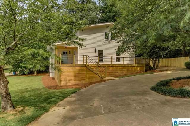 1700 Ridgewood Pl, Homewood, AL 35216 (MLS #854436) :: Josh Vernon Group