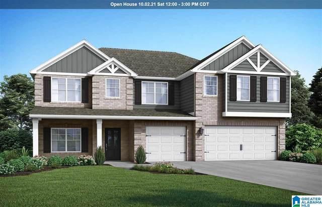 1400 N Wynlake Drive, Alabaster, AL 35007 (MLS #1294144) :: Sargent McDonald Team
