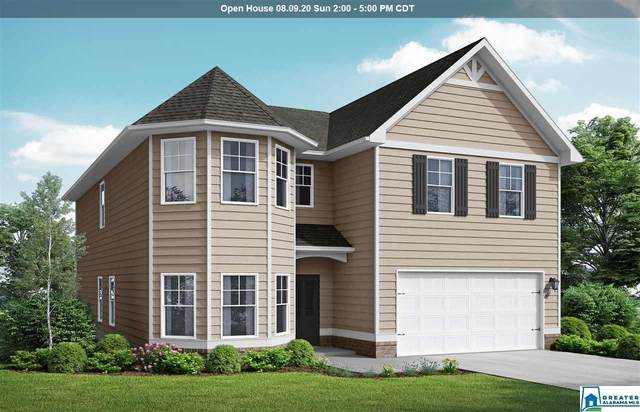 3577 Wind Ridge Ln, Bessemer, AL 35022 (MLS #885039) :: LIST Birmingham