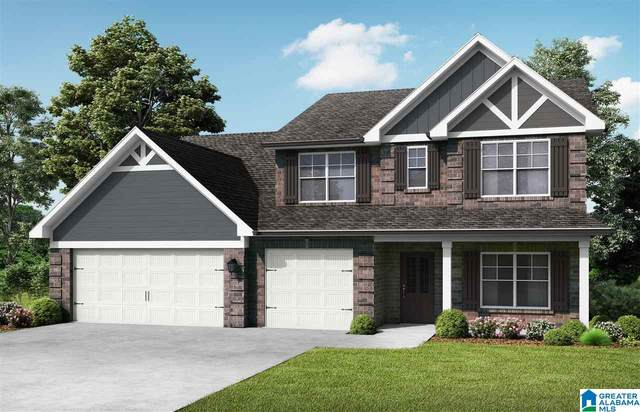 1384 N Wynlake Dr, Alabaster, AL 35007 (MLS #900175) :: Lux Home Group