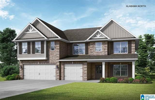 1400 N Wynlake Dr, Alabaster, AL 35007 (MLS #900182) :: Lux Home Group