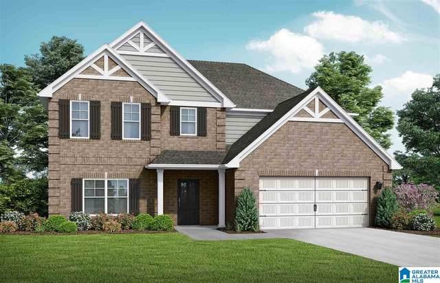 1376 N Wynlake Dr, Alabaster, AL 35007 (MLS #900192) :: Lux Home Group