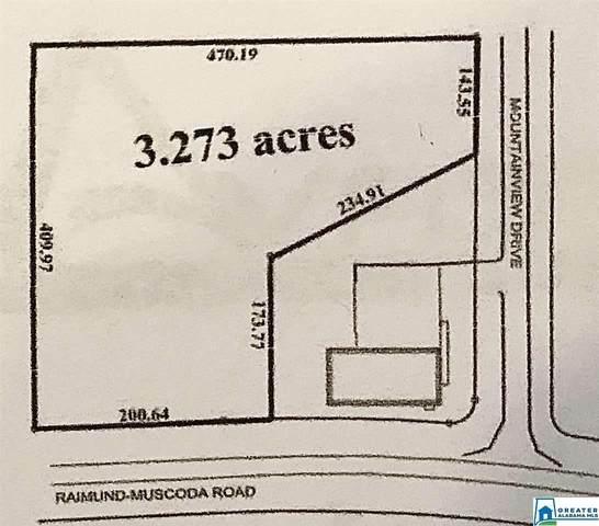 3020 Mountainview Way Lot 1-B, Bessemer, AL 35020 (MLS #1270005) :: JWRE Powered by JPAR Coast & County