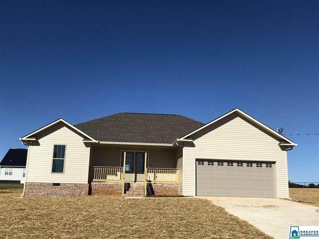 242 Falcon Crest, Anniston, AL 36207 (MLS #1270212) :: Bailey Real Estate Group