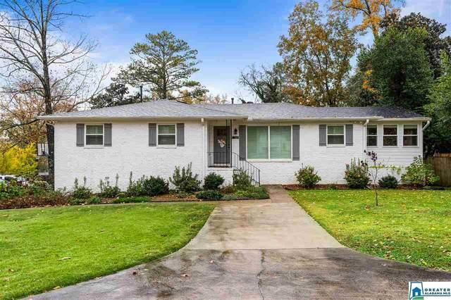 1471 Linda Vista Dr, Vestavia Hills, AL 35226 (MLS #1270342) :: LIST Birmingham