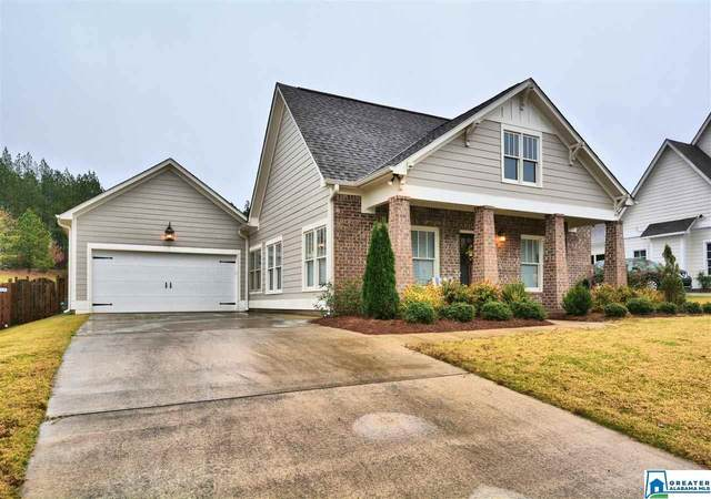 352 Crossbridge Rd, Chelsea, AL 35043 (MLS #1270431) :: Gusty Gulas Group
