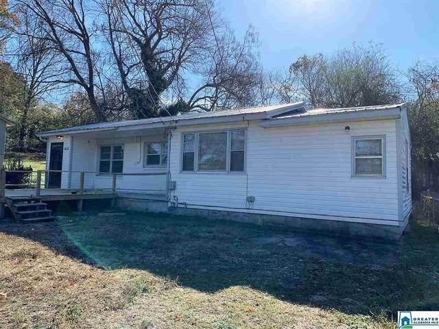 832 Frances St, Anniston, AL 36206 (MLS #1270661) :: Lux Home Group