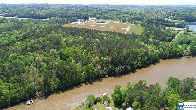 Lot 22 Crystal Cove #22, Wedowee, AL 36278 (MLS #1270685) :: Gusty Gulas Group