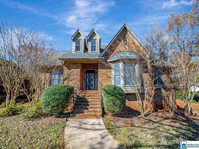 1614 Southpointe Dr, Hoover, AL 35244 (MLS #1270780) :: Gusty Gulas Group