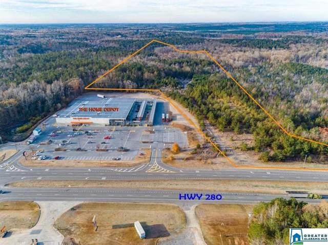 +/- 32 acres Highway 280 +/- 32 Acres, Alexander City, AL 35010 (MLS #1270813) :: Sargent McDonald Team