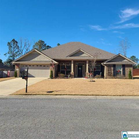 100 Lakeside Dr, Odenville, AL 35120 (MLS #1271217) :: Bailey Real Estate Group