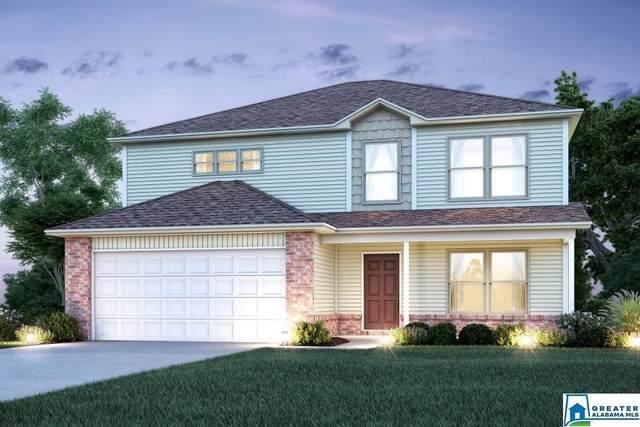 260 Hidden Trace Ct, Montevallo, AL 35115 (MLS #1271222) :: Bailey Real Estate Group