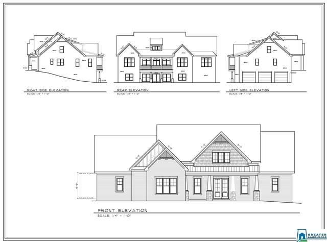 250 Kings Crest Ln, Pelham, AL 35124 (MLS #1271455) :: Bailey Real Estate Group