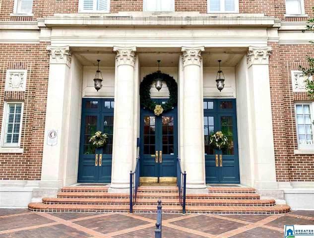 2250 Highland Ave S #64, Birmingham, AL 35205 (MLS #1271653) :: Bailey Real Estate Group