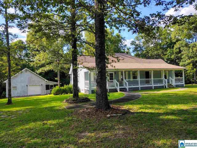 1694 Lands End Rd, Sylacauga, AL 35151 (MLS #1271723) :: Bentley Drozdowicz Group