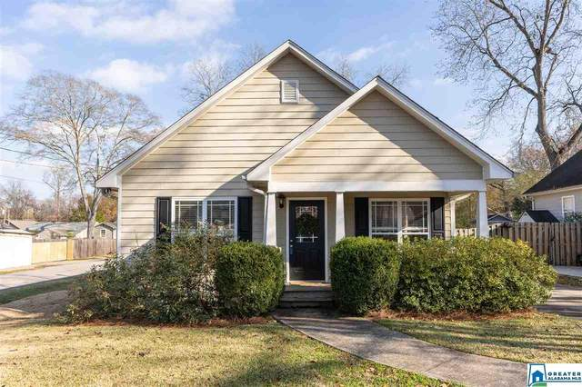 201 Bush St, Irondale, AL 35210 (MLS #1271806) :: Bentley Drozdowicz Group