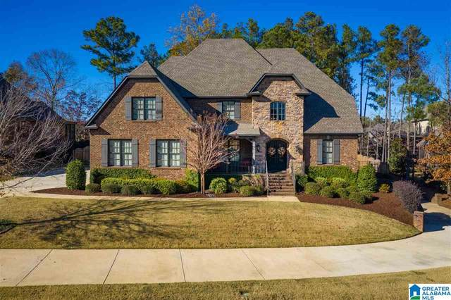 2463 Glasscott Point, Hoover, AL 35226 (MLS #1272076) :: JWRE Powered by JPAR Coast & County