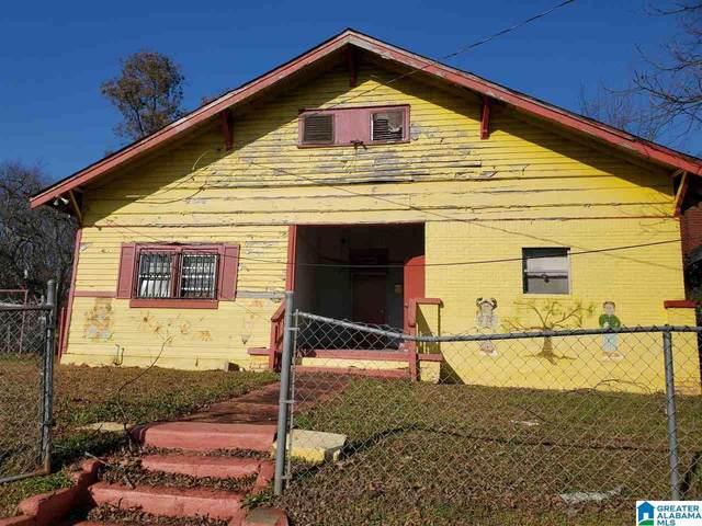 1532 Cleveland Ave, Birmingham, AL 35211 (MLS #1272183) :: Krch Realty