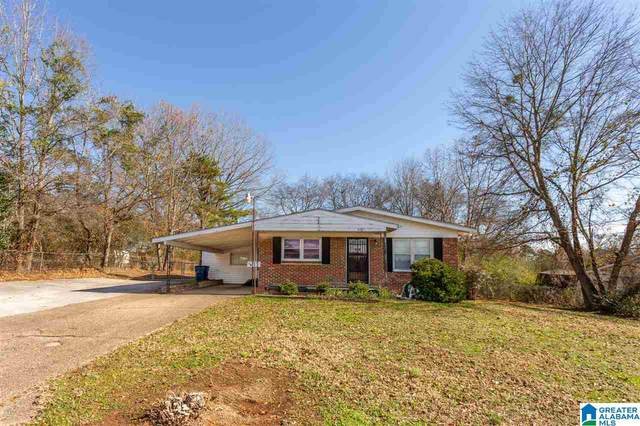 1727 Golden Springs Rd, Anniston, AL 36207 (MLS #1272768) :: LIST Birmingham