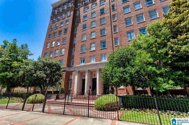 2250 Highland Avenue #42, Birmingham, AL 35205 (MLS #1272836) :: The Fred Smith Group | RealtySouth