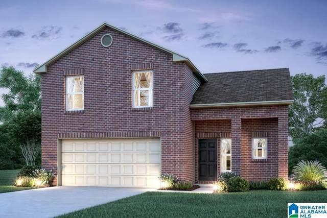 271 Hidden Trace Ct, Montevallo, AL 35115 (MLS #1272988) :: Bailey Real Estate Group