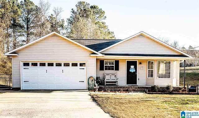 270 Sunrise Dr, Odenville, AL 35120 (MLS #1273125) :: Lux Home Group