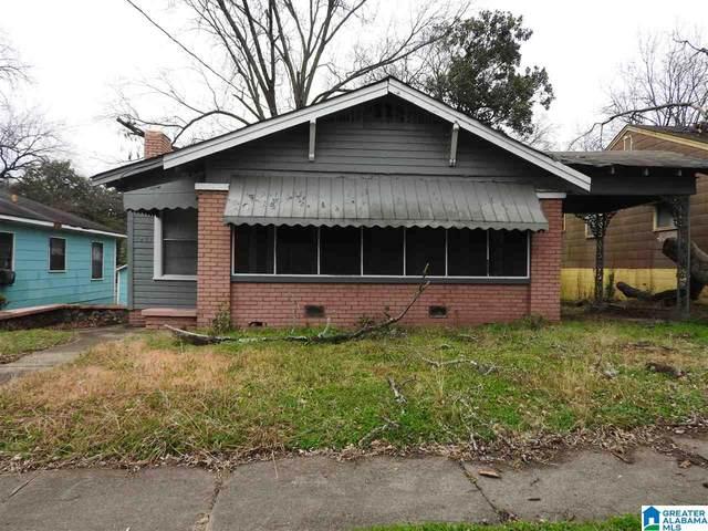 5405 Ave J, Birmingham, AL 35208 (MLS #1273248) :: Krch Realty