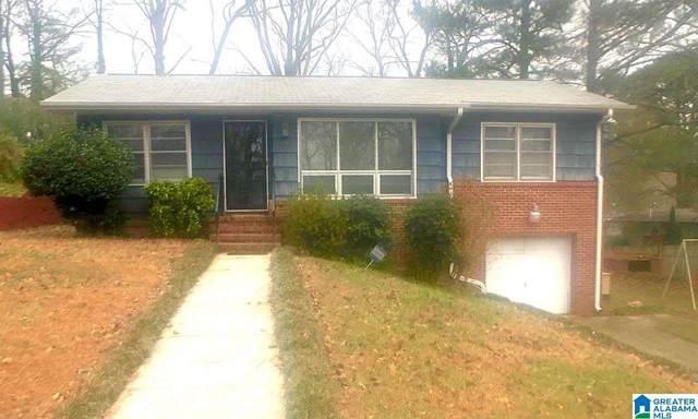 1160 Violet Dr, Birmingham, AL 35215 (MLS #1273277) :: Bailey Real Estate Group