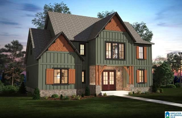 1433 Blackridge Rd, Hoover, AL 35244 (MLS #1273508) :: Lux Home Group