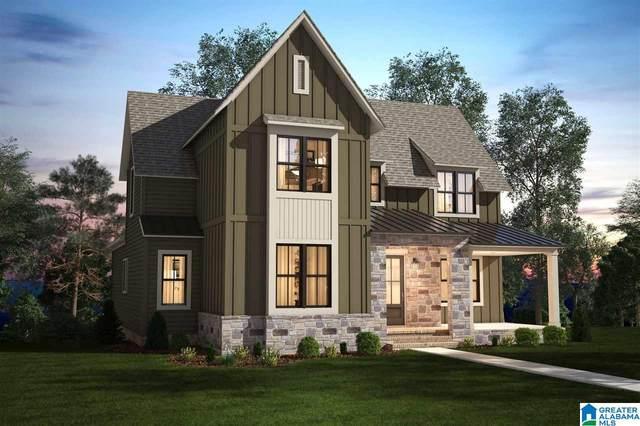 1435 Blackridge Rd, Hoover, AL 35244 (MLS #1273509) :: Lux Home Group