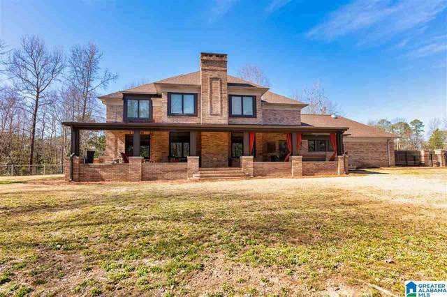 100 Dogwood Ln, Clanton, AL 35045 (MLS #1273769) :: Josh Vernon Group