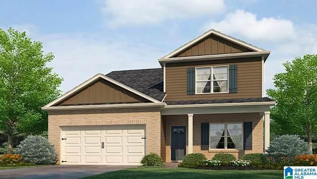 1112 Riviera Dr, Calera, AL 35040 (MLS #1273784) :: Bailey Real Estate Group