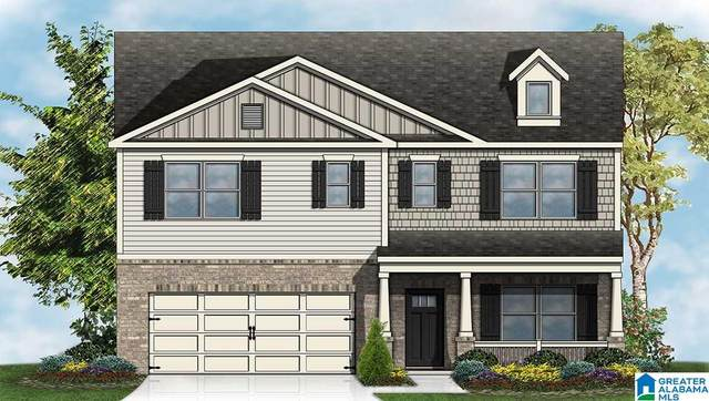 1115 Riviera Dr, Calera, AL 35040 (MLS #1273789) :: Bailey Real Estate Group