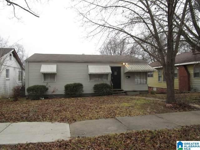 1372 Fulton Ave, Tarrant, AL 35217 (MLS #1273832) :: Bailey Real Estate Group