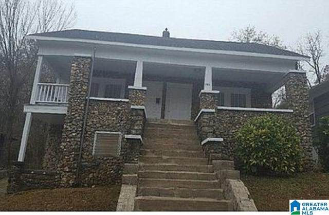 1393 Fulton Ave, Tarrant, AL 35217 (MLS #1273836) :: Bailey Real Estate Group
