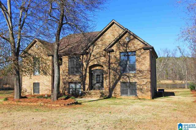 1066 Chancellors Ferry Loop, Harpersville, AL 35078 (MLS #1273880) :: Bentley Drozdowicz Group