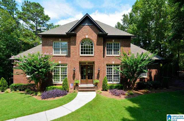 1142 Country Club Cir, Hoover, AL 35244 (MLS #1273882) :: Bentley Drozdowicz Group