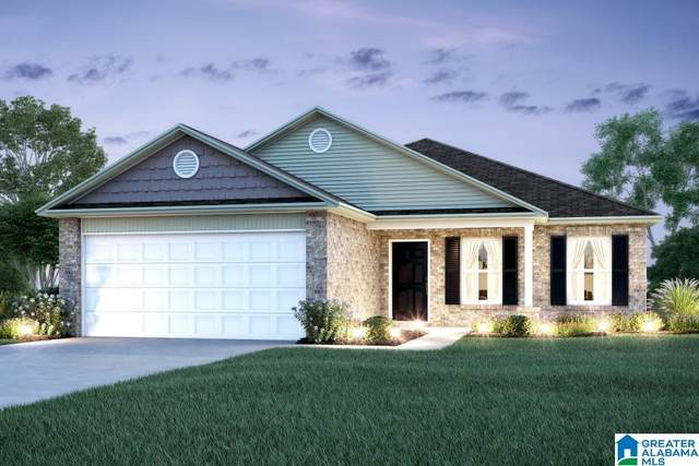 201 Stonebriar Dr, Calera, AL 35040 (MLS #1273986) :: Bailey Real Estate Group
