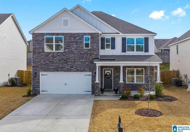 1036 Aronimink Dr, Calera, AL 35040 (MLS #1274002) :: Bailey Real Estate Group