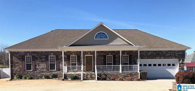 37 Lazy Brook Drive, Oxford, AL 36203 (MLS #1274016) :: Howard Whatley