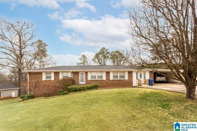1181 Mountain View Road, Talladega, AL 35160 (MLS #1274222) :: Josh Vernon Group